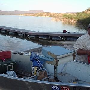 Roosevelt lake arizona fishing report and lake for Lake roosevelt fishing report
