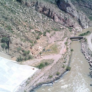 Gila river hookedaz arizona fishing community for Gila river fishing
